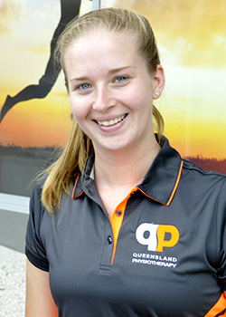 Hannah Magwood, Physiotherapist at Queensland Physiotherapy